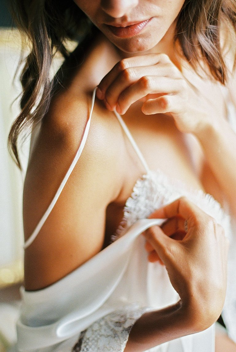 Fine Art Boudoir Session Elisabeth Van Lent Photography