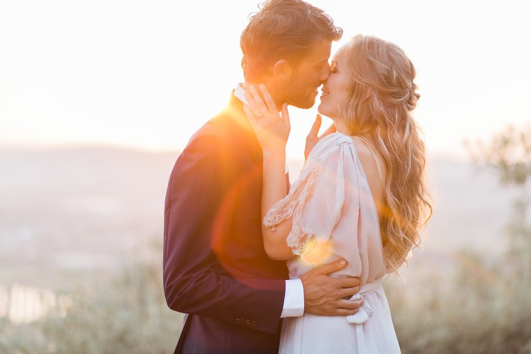 Fine Art Wedding Photography - Golden Hour