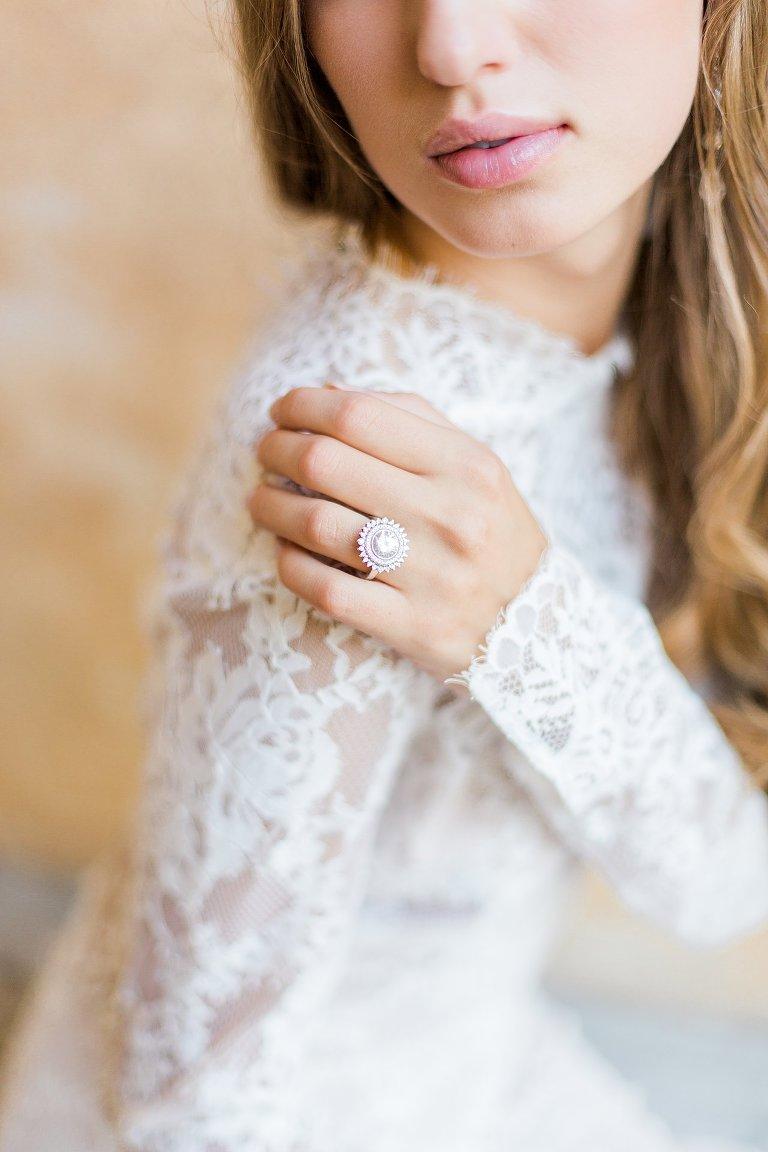 Fine Art Bruidsfotografie Elisabeth Van Lent - Verlovingsring